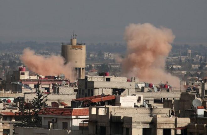 """""""Bàn nóng"""" LHQ dậy sóng về ngừng bắn Syria: Nga rẽ hướng khác - ảnh 1"""