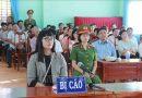 Tuyên phạt Huỳnh Thục Vy 2 năm 9 tháng tù giam về tội 'xúc phạm Quốc kỳ'
