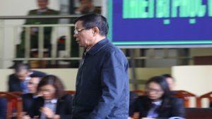 Bị cáo Phan Văn Vĩnh nhận tội, xin được giảm nhẹ hình phạt