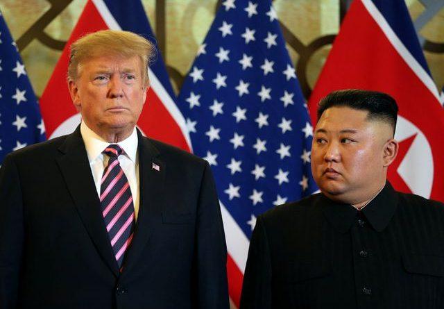 Ông Trump nói về thượng đỉnh với ông Kim: Có lẽ chúng tôi chưa sẵn sàng - 1
