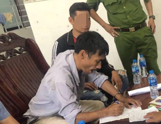 Cơ quan Công an thực hiện lệnh bắt Lê Minh Thể