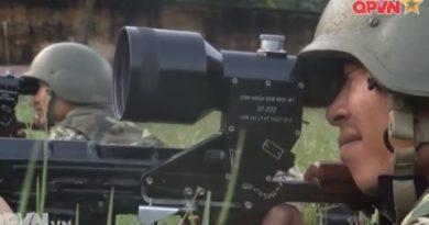 Việt Nam tự trang bị kính nhìn xuyên đêm cho Galil ACE