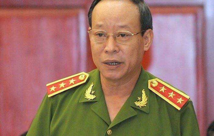 Thượng tướng Lê Quý Vương. Ảnh: Trung tâm báo chí Quốc hội