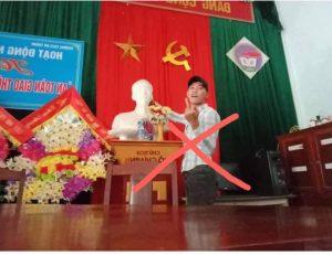 Nóng: Đã bắt đối tượng xúc phạm anh linh Chủ tịch Hồ Chí Minh