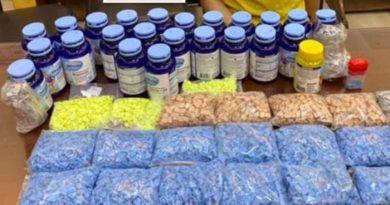 Khởi tố đối tượng buôn bán gần 11 nghìn viên ma túy tổng hợp