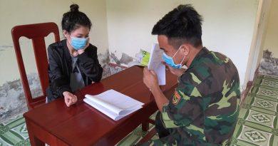 Bắt 2 đối tượng nhập cảnh trái phép từ Campuchia về Việt Nam