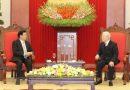 Sẽ làm hết sức mình để vun đắp mối quan hệ đoàn kết đặc biệt Việt-Lào ngày càng phát triển